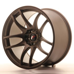 Japan Racing JR29 19x11 ET25 5x114/120 Matt Bronze