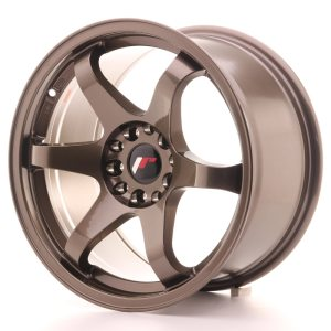 Japan Racing JR3 17x9 ET20 4x100/114 Bronze