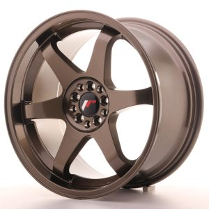 Japan Racing JR3 18x9 ET40 5x112/114 Bronze