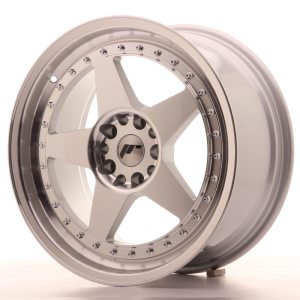Japan Racing JR6 18x8,5 ET35 5x100/120 Silver Machined