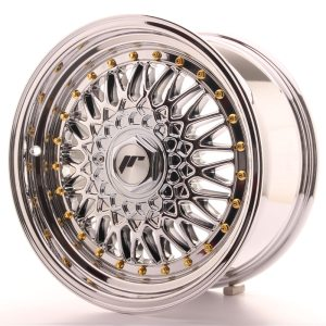 Japan Racing JR9 16x8 ET25 4x100/108 Chrome