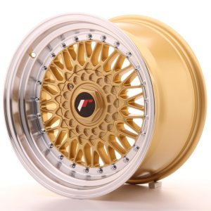 Japan Racing JR9 16x9 ET20 4x100/108 Gold