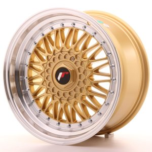 Japan Racing JR9 17x8,5 ET20 4x100/108 Gold