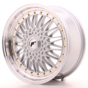 Japan Racing JR9 18x8 ET35 5x100/120 Machined Silver