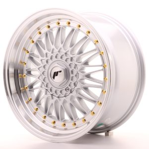 Japan Racing JR9 18x9 ET40 5x112/114 Machined Silver