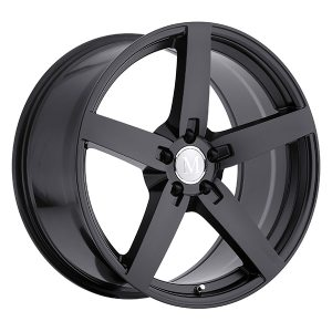 Mandrus Arrow M.Blk 9,5x19 5x112 E35 C66,6